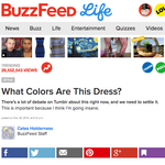 The Dress phenomenon didn't happen by accident. It took big money.
