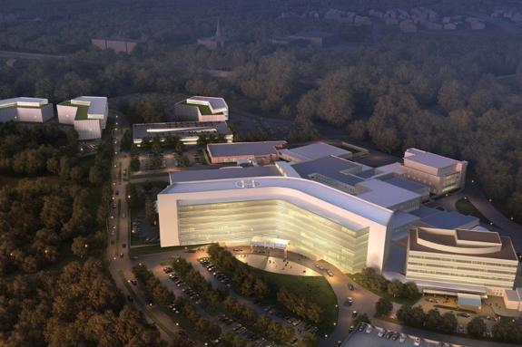Schaufeld family donates $5 million to Inova Loudoun Hospital heart
