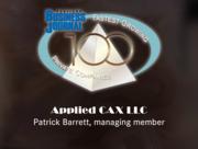 #72: Applied CAX LLCGrowth: 75.95%Local senior executive: Patrick Barrett, managing member