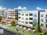 Massive Highland Row development underway