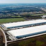 Best Real Estate Deals 2015: Industrial development finalists, Alliance Center North and Logistics Center I & II