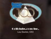 #1: Golfclubs.com Inc.Growth: 1476.76%Local senior executive: Lou Doctor, CEO