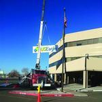 Close competition: U.S. Eagle FCU to build near Main Bank's new HQ