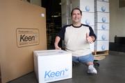 #63: KeenGrowth: 90.24%Local senior executive: Vail Horton, CEO