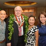 Three executives honored by Junior Achievement of Hawaii Hall of Fame: Slideshow