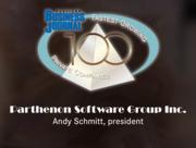#16: Parthenon Software Group  Inc.Growth: 279.90%Local senior executive: Andy Schmitt, president