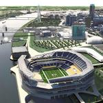 New photos of St. Louis' NFL stadium released, task force adds consultants
