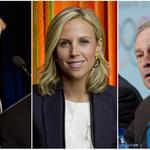 Which NYC billionaires made the Forbes World's Richest list?