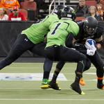Photos: Wichita Force launch new era of indoor football