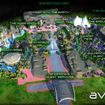 700-acre, high-tech theme park planned for Bartow County