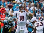 Why was Peyton Manning pitching Budweiser?