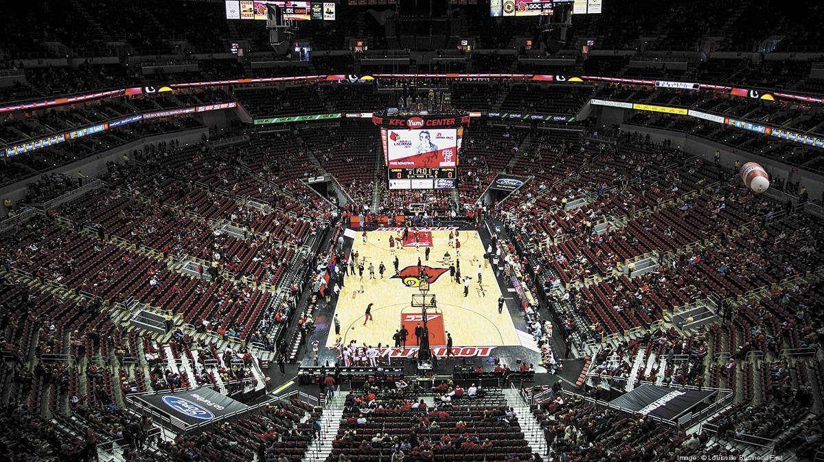 Louisville Arena Authority and KFC Yum! Center announce ... |Kfc Yum Arena