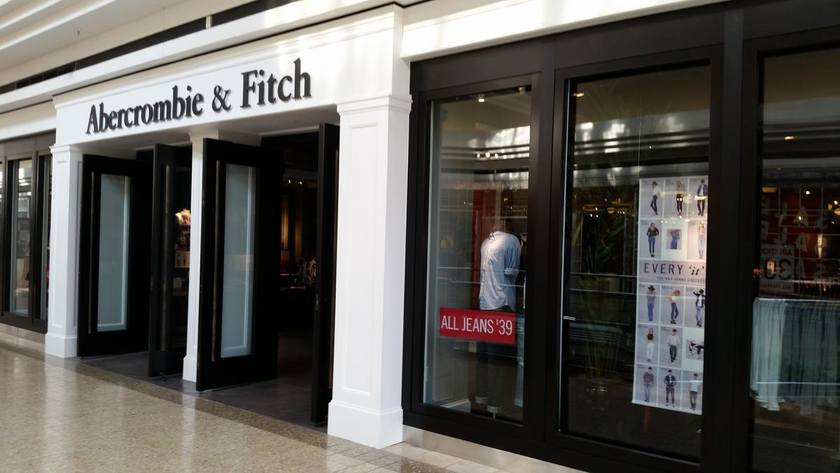 abercrombie & fitch sales up across the board at as it looks to 2018