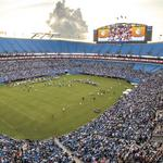 Charlotte game for playoff pitch?