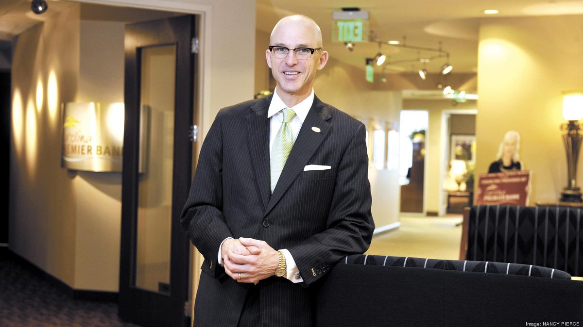 Carolina Premier CEO David Barksdale talks about the bank's pending