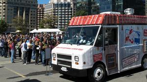 This D.C. food truck fave wants to open a floating restaurant at The Wharf