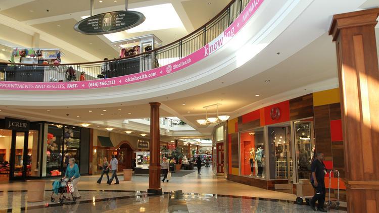 Washington Prime Group Owned Polaris Fashion Place Mall In Columbus