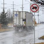 Olathe, feds disagree on legality of truck ban affecting I-35 access