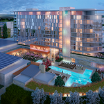 <strong>Bohannon</strong>'s Menlo Gateway lands hotel —700,000 square feet of office can go forward