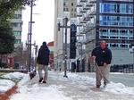Winter weather's cost can have a snowball effect