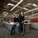 JLL adopts an open-space office, taking a cue from high-tech clients