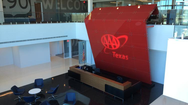 Aaa San Antonio >> AAA Texas opens new Coppell headquarters, plans to fill 100 new jobs - Dallas Business Journal