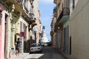 Old Havana being restored and still needing work.