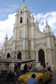 A restored church