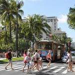 Repeat visitors to Hawaii increasingly opt to stay out of hotels
