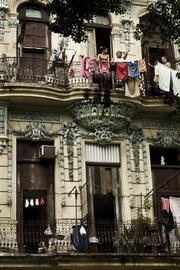 Old Havana, near the Revolution Museum.