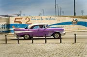 Traffic in Old Havana