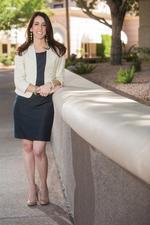 Executive profile: Attorney climbs ladder, plants Arizona roots