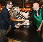 Get your coffee and a digital newspaper: Starbucks partners with NY Times