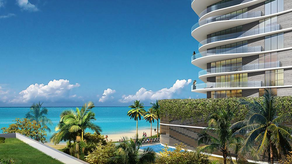Developers Announce Oceanfront Condo Tower In Pompano Beach South Florida Business Journal
