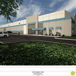 Developer building bulk distribution project in Grove City