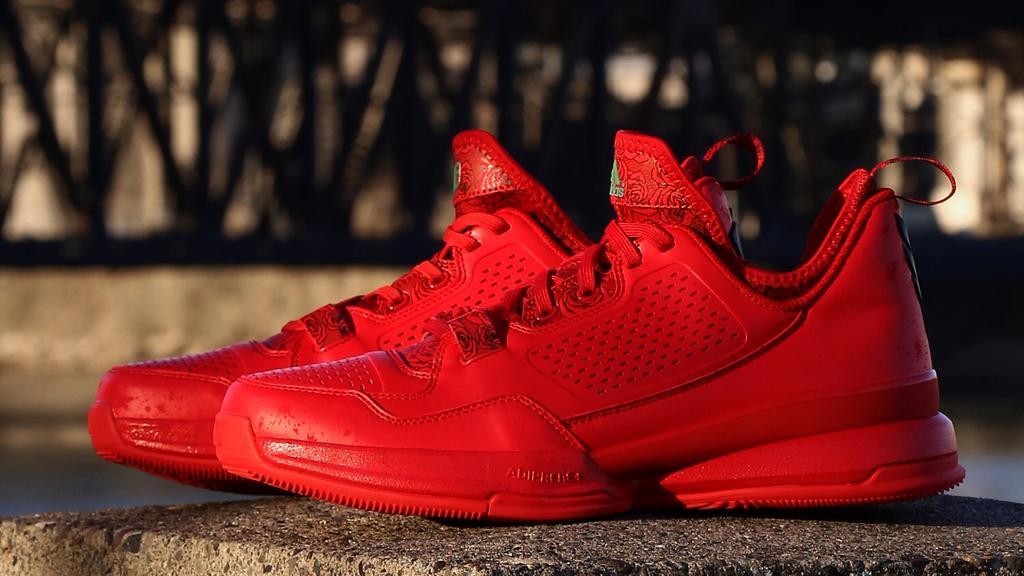 Damian Lillard Gets Second Portland Adidas Shoe Portland Business Journal
