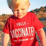 The 'Fully Vaccinated' T-shirt — How one business is profiting off a heated cultural debate