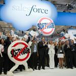 Salesforce raises revenue forecast as core businesses boom