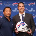 Whaley: Bills' cap space 'getting eaten up'