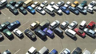 Are you less likely to go to a large venue if parking isn't convenient?
