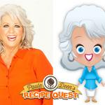 Chef <strong>Paula</strong> <strong>Deen</strong> launches free game app