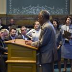 Colorado state Rep. <strong>Buckner</strong> dies from respiratory illness
