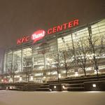 If you head to the Yum Center this week, you'll want to arrive early