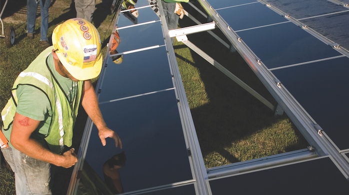 City Council approves nearly $54 million in incentives for solar manufacturer