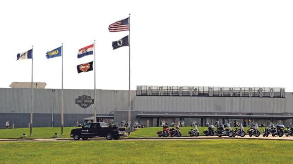 Harley Davidson S Kc Factory Is For Sale Ahead Of Plant Closing