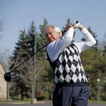 In retirement, <strong>Culver</strong> getting golf game back in 'tournament shape'