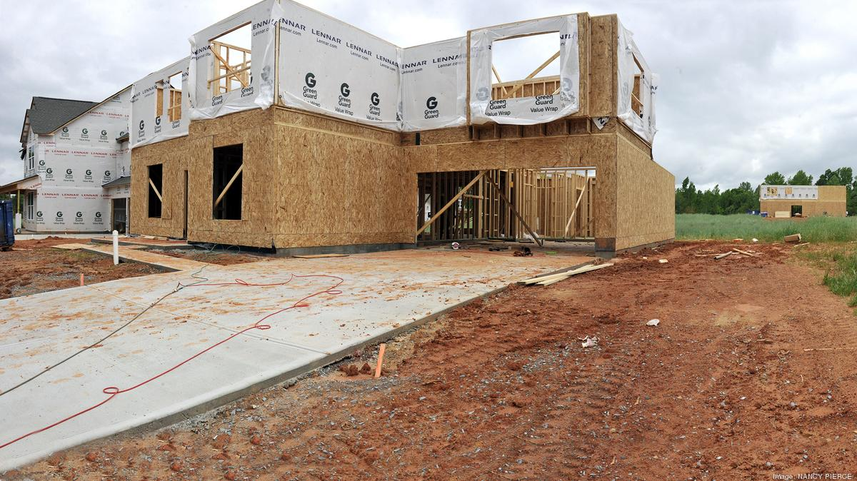 Homebuilders file class-action lawsuit against city of Charlotte
