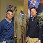 Peter Millar sportswear founder and lead designer retires