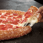 If you're lucky (or have a very good shot), Pizza Hut could give you $1 million