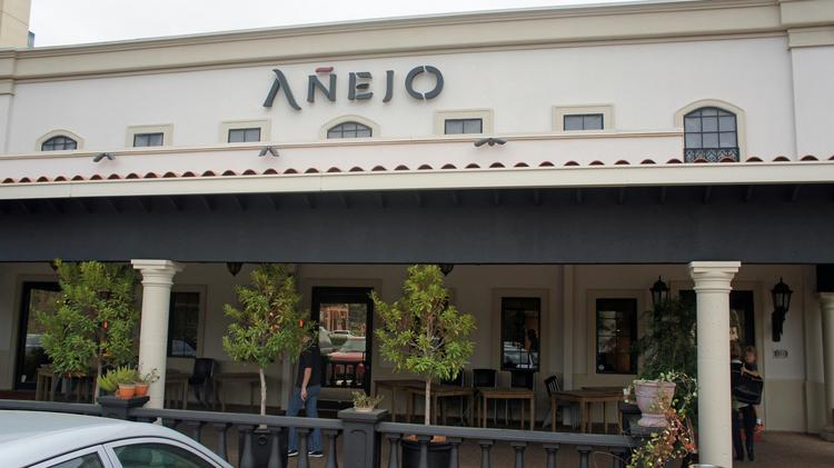 Lasco Enterprises Transformed Arturo S Tuscan Experience Into The Tex Mex Fine Dining Environment Of Añejo